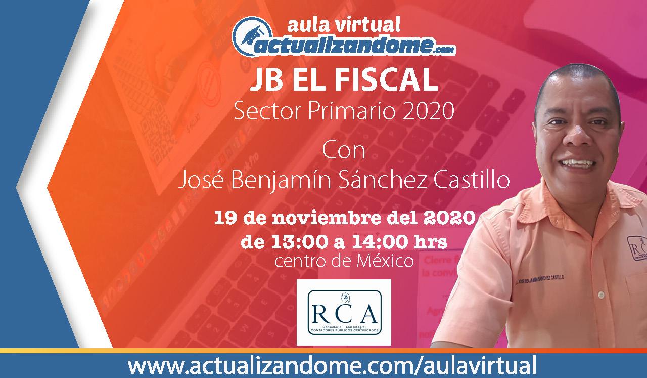 19 Nov JB José
