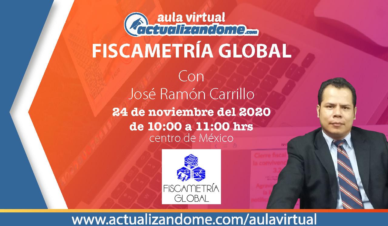 24 Nov Fiscametría JoseRa