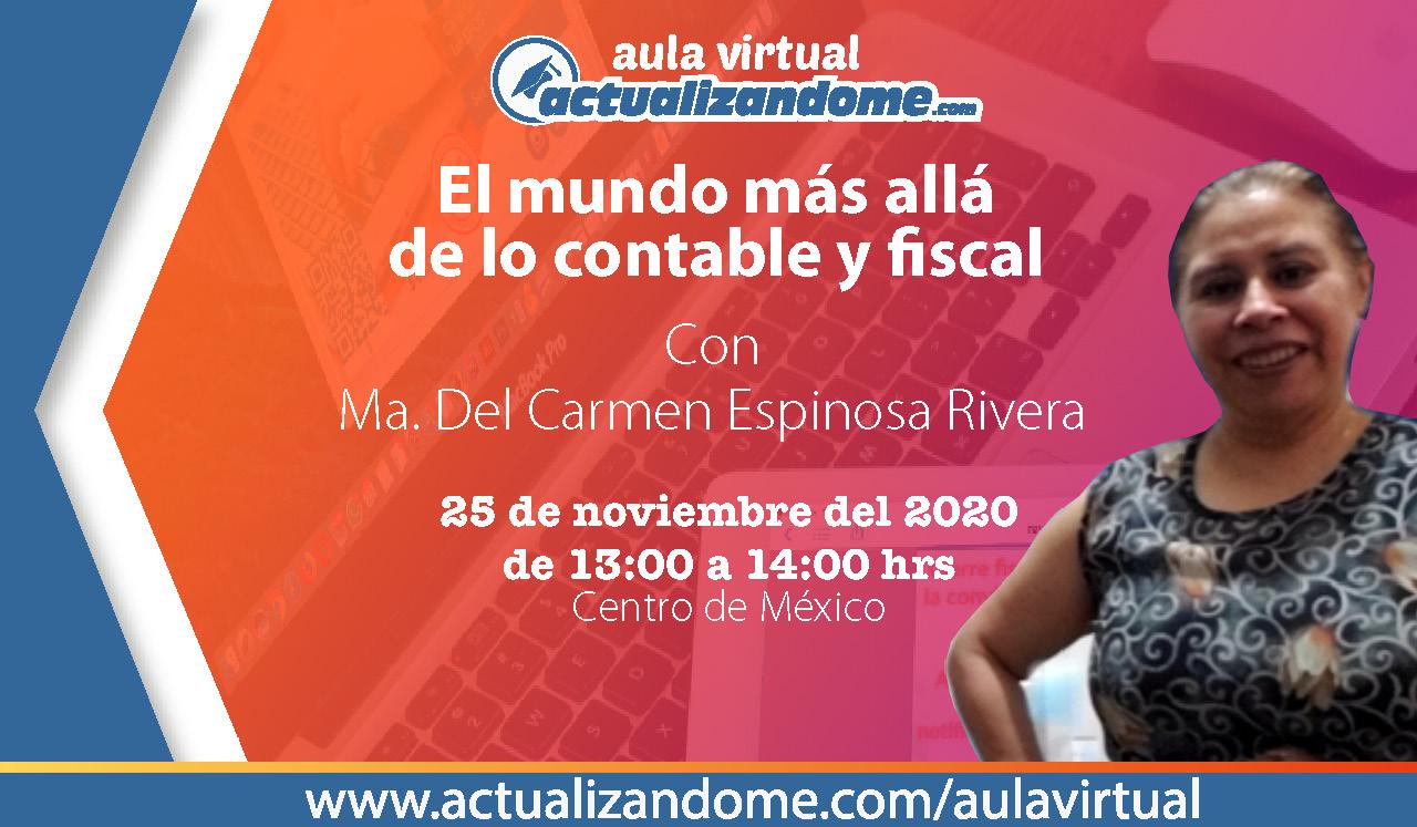 25 Nov Mas alla Carmen